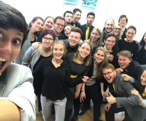 Schweizer Chorwettbewerb 2017 – Ein voller Erfolg