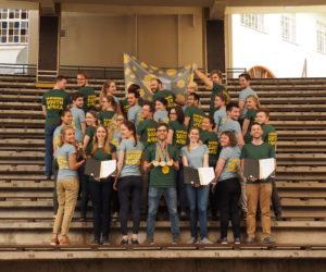 Drei Goldmedaillen mit consonus an den World Choir Games